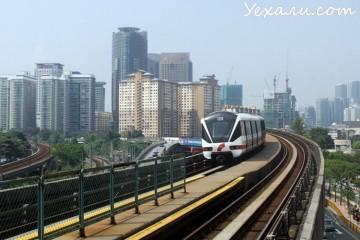 Отдых в Малайзии: транспортные расходы