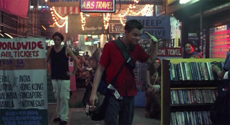 Куда сходить вечером в Бангкоке: Каосан роад.
