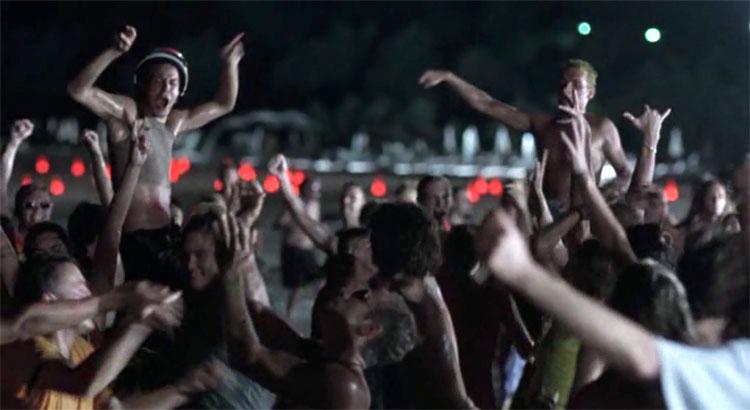 Фильм Пляж с Ди Каприо: Ко Панган, Full Moon Party