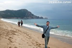 Пляж Клеопатры в Аланье