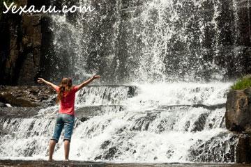 Лучшие водопады Далата: Понгур