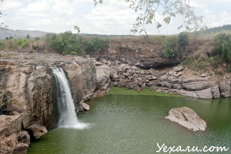 Водопады Далата: Гоугах