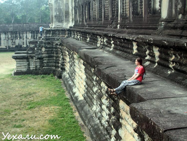Храмы Ангкор Вата