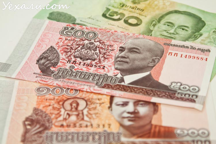 Нужна ли виза в Камбоджу, валюта Камбоджи
