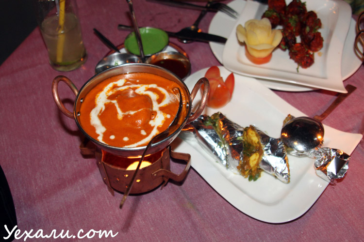 Интересные места в Паттайе. Индийский ресторан Indian by Narure