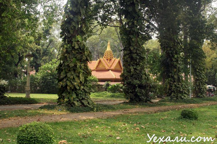 Фото города Сием Рип, Камбоджа