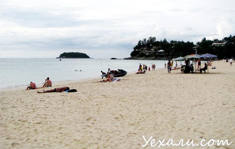 Где лучше – Пхукет или Паттайя? Пляж Ката Ной на Пхукете
