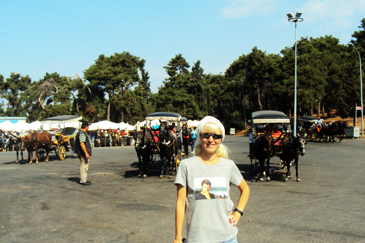 Достопримечательности Принцевых островов Стамбула