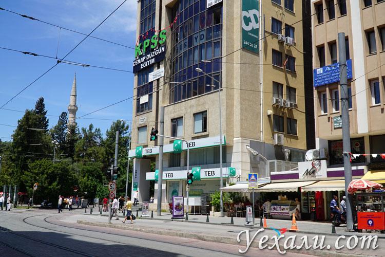 Нетуристическая Турция: улицы Антальи