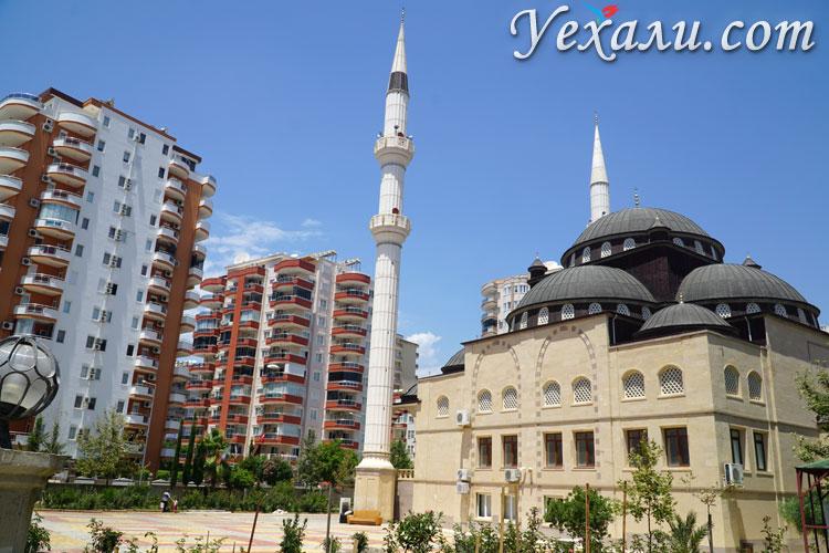 Фото Махмутлара: где и как живут русские в Турции