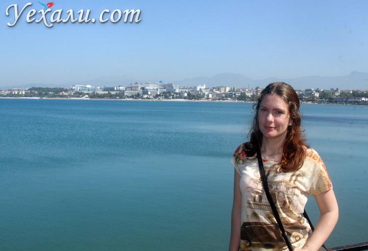 Море в Сиде