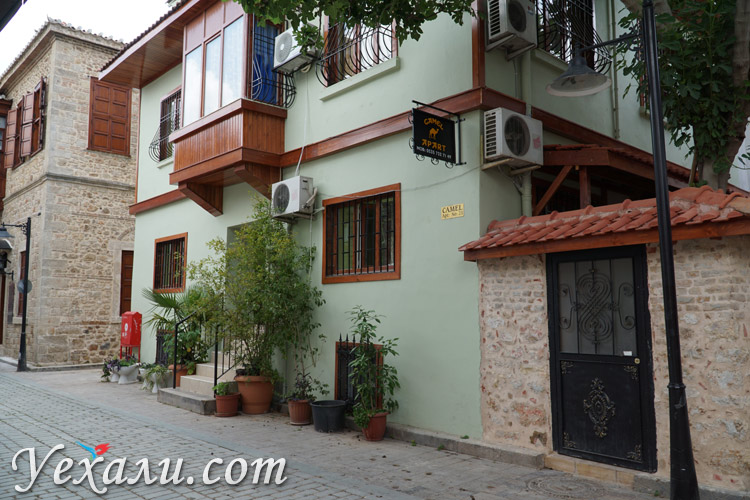Отель в центре Анталии