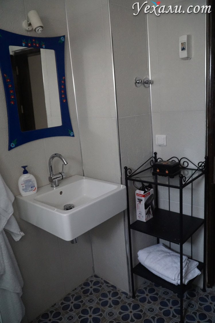Ванна в отеле