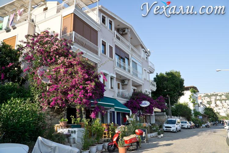 Красивые фото Каша – самого романтичного города Турции
