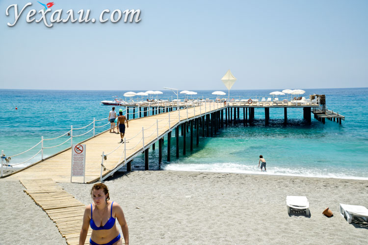 Отзывы про пляжи Махмутлара.