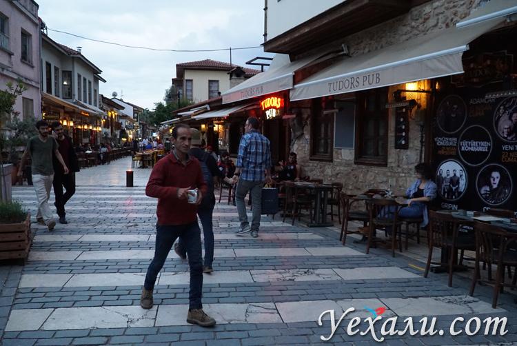 Старый город вечером