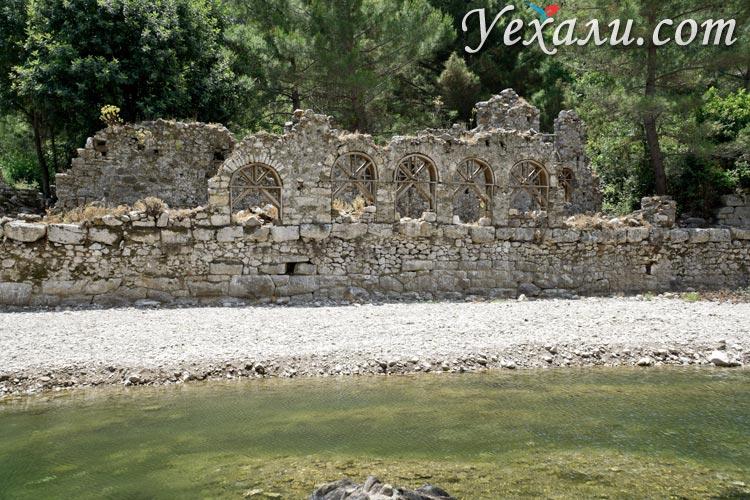 Олимпос, Турция, фото