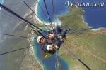 Полет на параплане в Олюденизе: все происходило будто не со мной