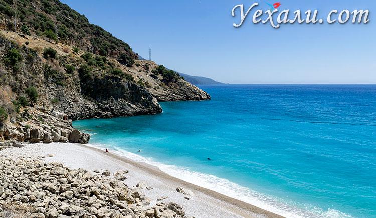 Пляжи Олюдениза (Турция): рейтинг.