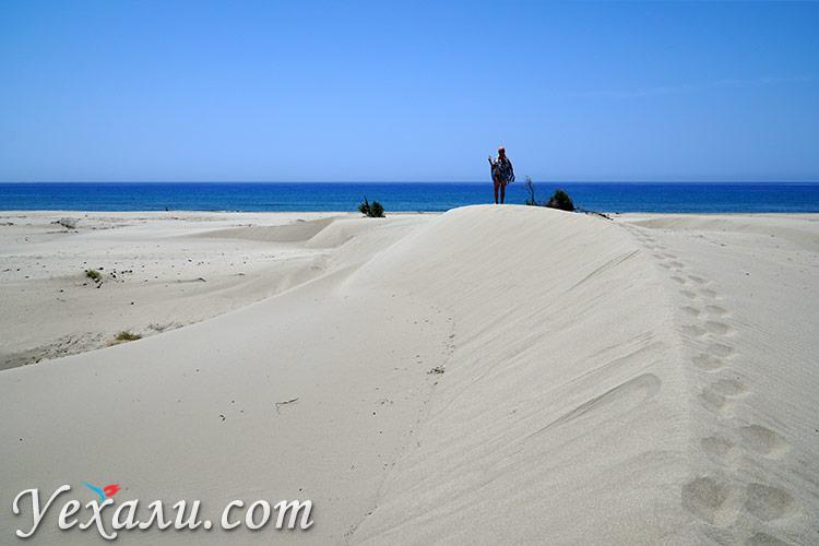 Пляж Патара Бич в Турции