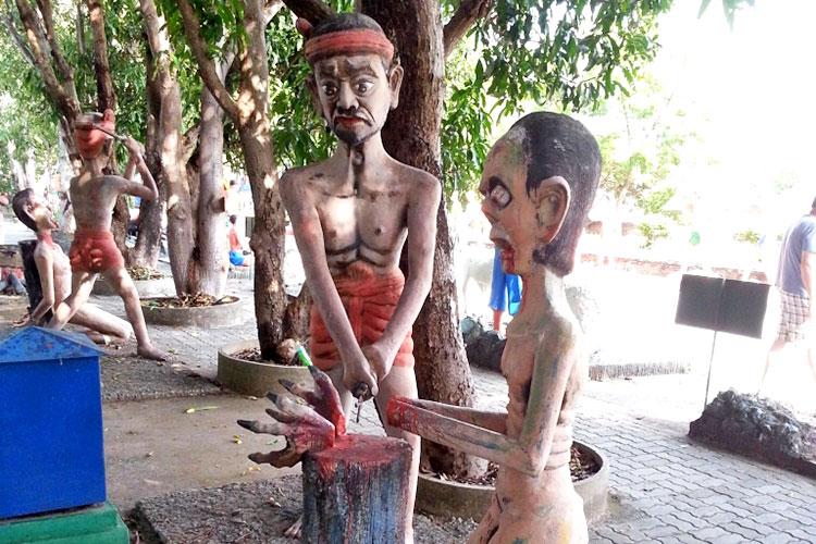Экскурсия Дискавери в Паттайе: Храм Ада и Рая