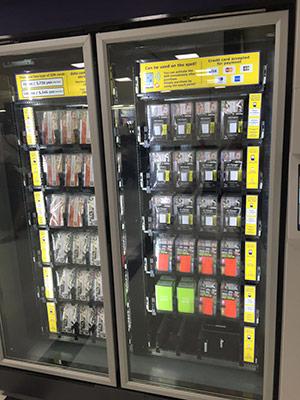 Цены на Окинаве в Японии: аренда сим-карты в аэропорту.