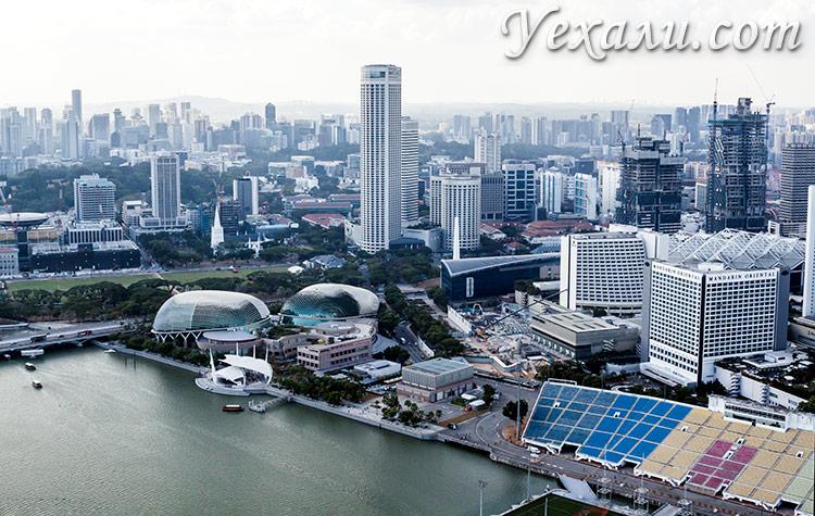 Что делать в Сингапуре 2 дня?