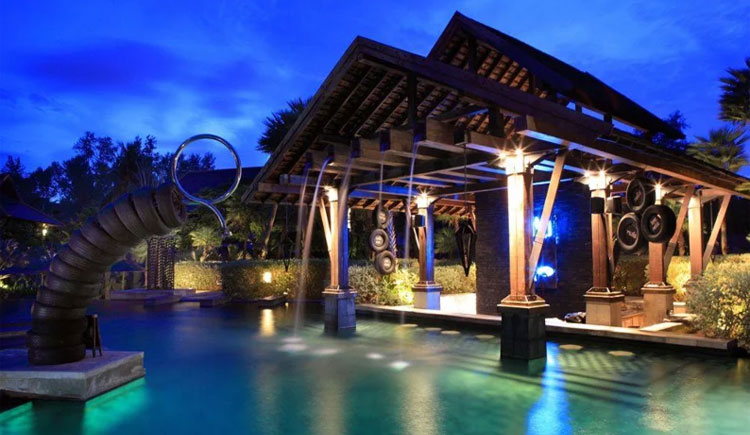 Самые необычные отели Таиланда: The Slate, Пхукет