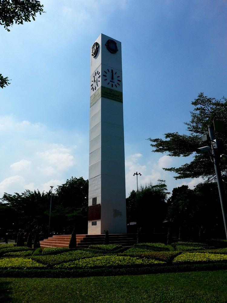 Парк Чатучак в Бангкоке, фото.