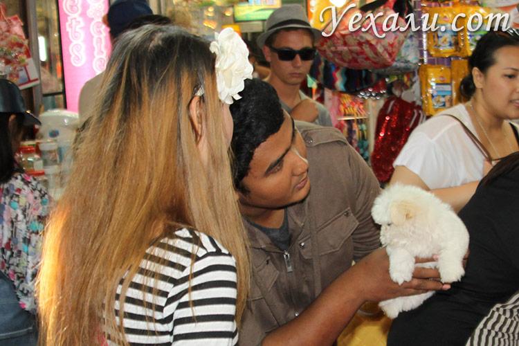 Рынок Чатучак, Бангкок, фото.