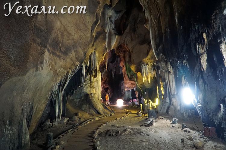 Пещера Кхао Бин в Таиланде