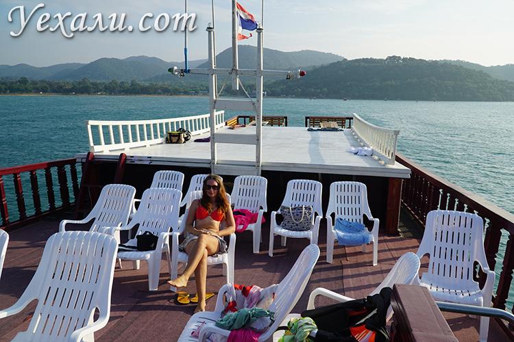 Экскурсия Паттайя Бей Круиз в Таиланде