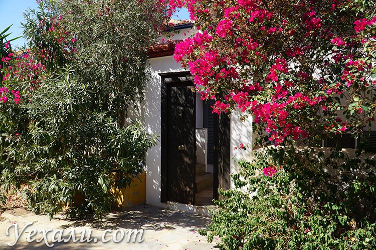Фоторепортаж с острова Гидра в Греции