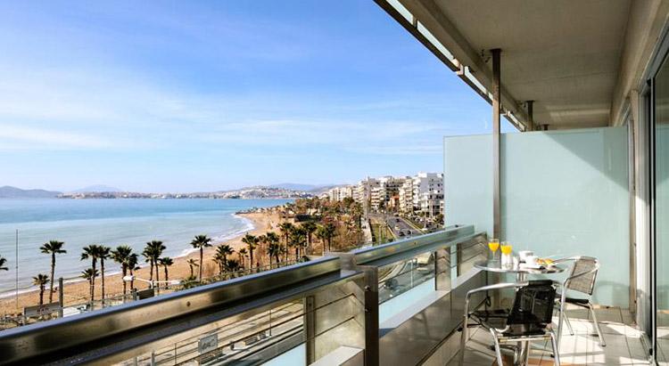 Лучшие отели Афин: Poseidon Hotel.