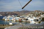 Пеликан и другие достопримечательности Миконоса: фото с описанием + карта и отзывы туристов