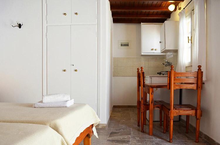 Лучшие отели острова Миконос: Villa Pinelopi.