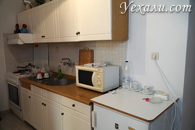 Отель на Милосе с кухней Катерина Апартментс