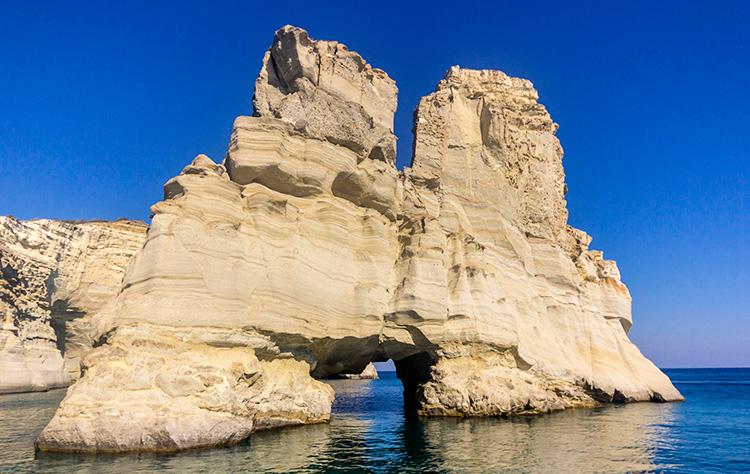 Экскурсии на достопримечательности острова Милос, Греция