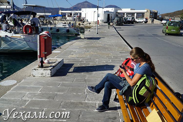 Как добраться до Милоса из Москвы, Афин и с других островов Греции.