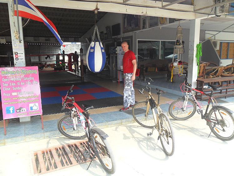 Продается готовый бизнес в Таиланде