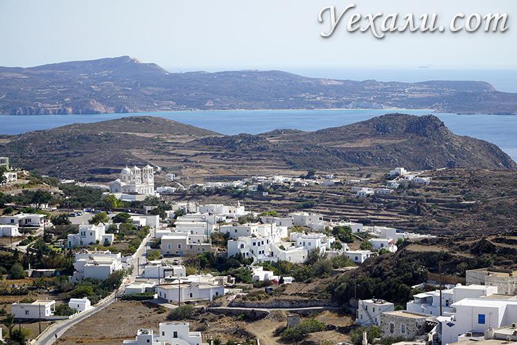 Самые красивые места острова Милос, Греция