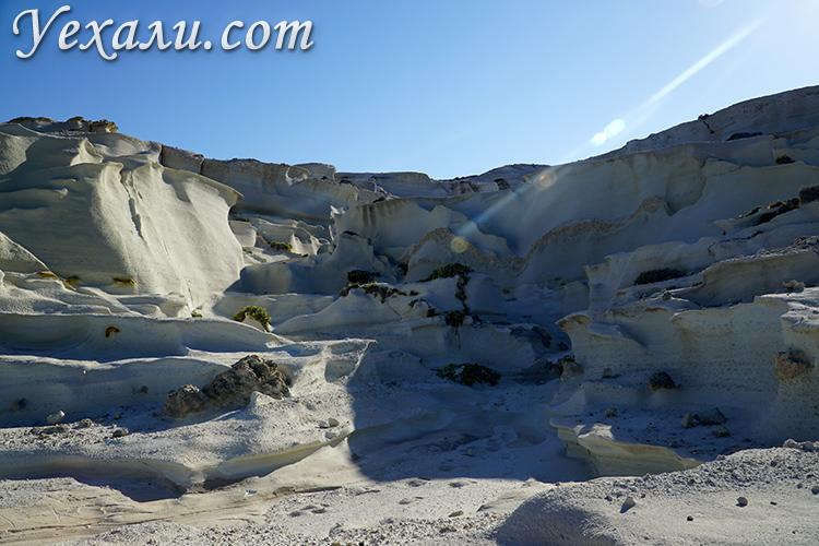 Пляж Саракинико, фото и отзывы туристов