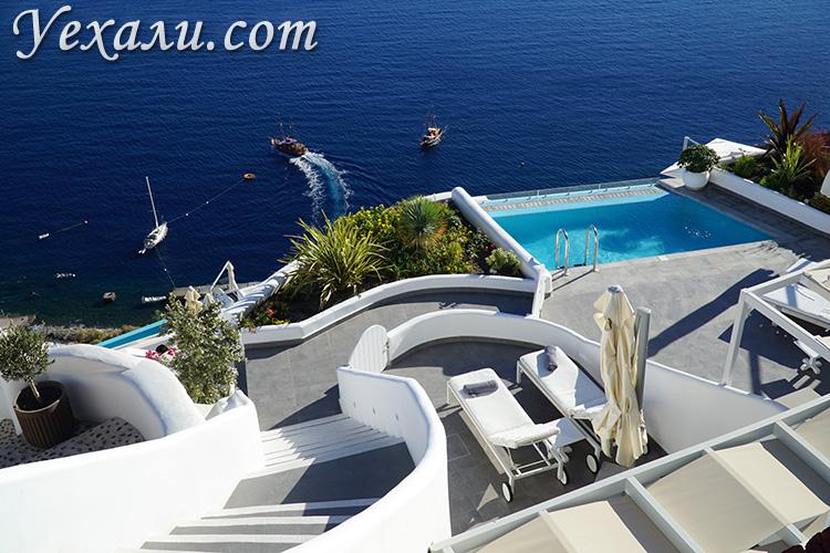 Лучшие фото города Ойя (он же Ия или Оя), остров Санторини, Греция.