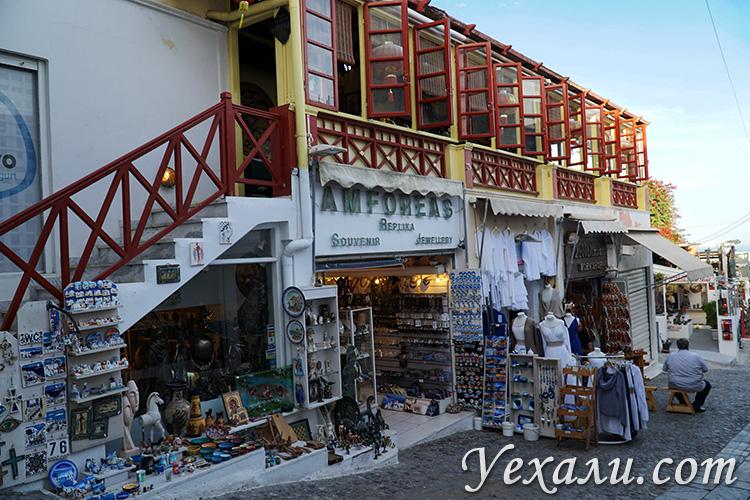 Самые красивые фото Фиры на Санторини, Греция.