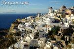 Лучшие фото города Ия на Санторини: самые красивые закаты и самые дорогие отели