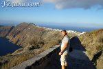 Только вы и Санторини: 11 км пешком из Тиры в Ойю вдоль кальдеры вулкана