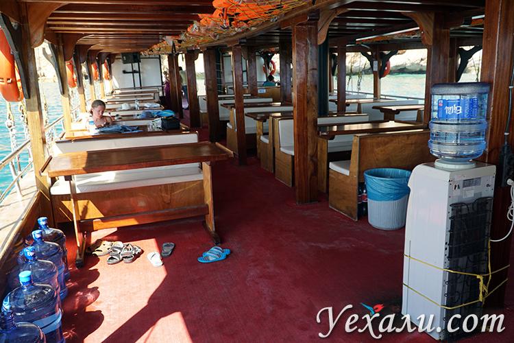 Экскурсия на пиратском корабле в Алании
