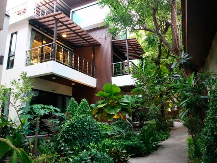 Отель Silver Sand на Ко Самете, фото и отзывы