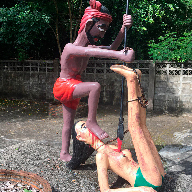 Экскурсия Дискавери 7 в 1 в Паттайе: Храм Ада и Рая.