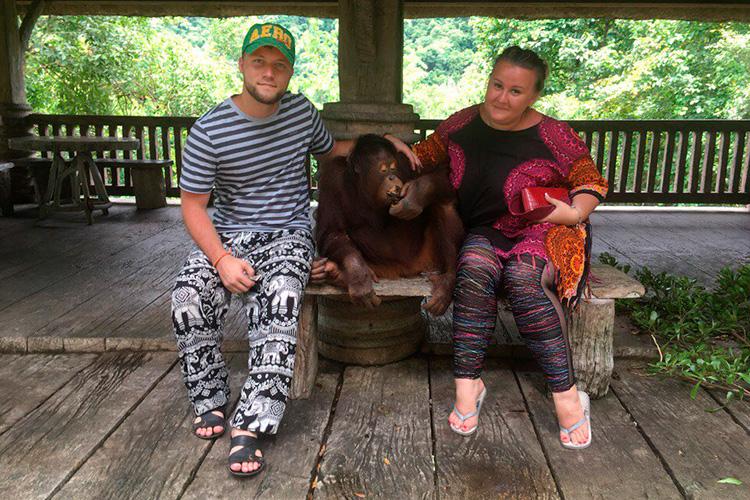 Индивидуальная экскурсия в зоопарк Као Кео, Паттайя, Таиланд.